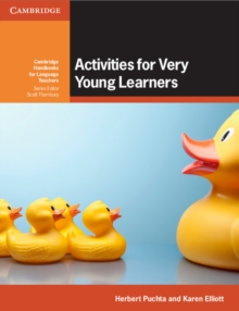 Cambridge Handbooks for Language Teachers : Activities for Very Young Learners Book with Online Resources, Mixed media product Book