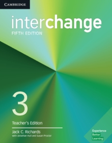 Interchange : Interchange Level 3 Teacher's Edition with Complete Assessment Program, Mixed media product Book
