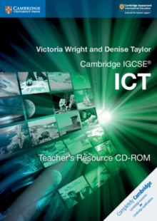 Cambridge IGCSE (R) ICT Teacher's Resource CD-ROM, CD-ROM Book