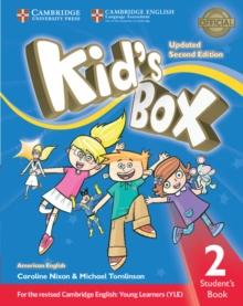 Kid's Box Level 2 Student's Book American English, Paperback / softback Book