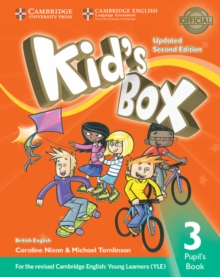Kid's Box Level 3 Pupil's Book British English, Paperback Book