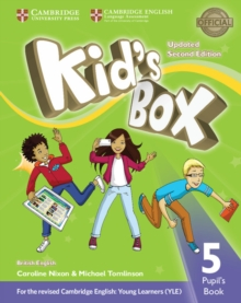 Kid's Box Level 5 Pupil's Book British English, Paperback / softback Book