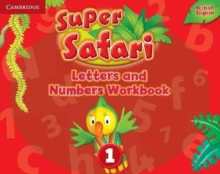 Super Safari Level 1 Letters and Numbers Workbook, Paperback / softback Book