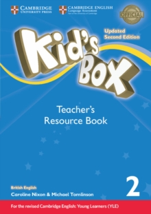 Kid's Box Level 2 Teacher's Resource Book with Online Audio British English, Mixed media product Book