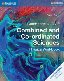 Cambridge IGCSE (R) Combined and Co-ordinated Sciences Physics Workbook, Paperback Book