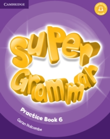 Super Minds Level 6 Super Grammar Book, Paperback / softback Book