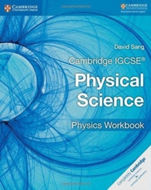 Cambridge IGCSE (R) Physical Science Physics Workbook, Paperback / softback Book