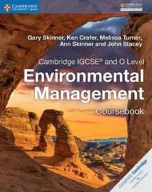 Cambridge IGCSE (R) and O Level Environmental Management Coursebook, Paperback / softback Book