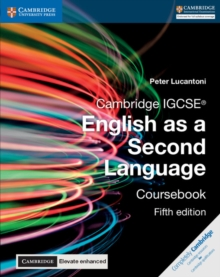 Cambridge International IGCSE : Cambridge IGCSE (R) English as a Second Language Coursebook with Cambridge Elevate Enhanced Edition (2 Years), Mixed media product Book