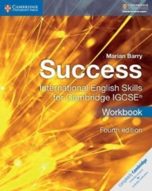 Success International English Skills for Cambridge IGCSE (R) Workbook, Paperback Book