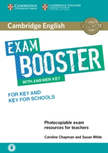 Cambridge English Exam Booster for Key and Key for Schools with Answer Key with Audio : Photocopiable Exam Resources for Teachers, Mixed media product Book