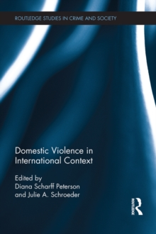 Domestic Violence in International Context, EPUB eBook