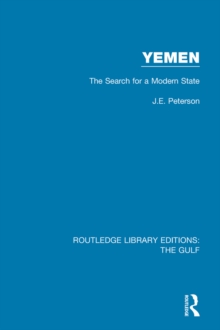 Yemen: the Search for a Modern State, EPUB eBook