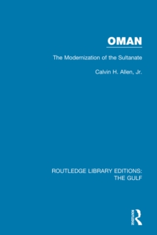Oman: the Modernization of the Sultanate, EPUB eBook