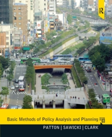 Basic Methods of Policy Analysis and Planning -- Pearson eText, EPUB eBook