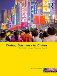 Doing Business in China, EPUB eBook