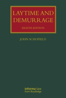 Laytime and Demurrage, PDF eBook