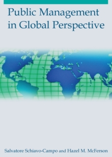 Public Management in Global Perspective, PDF eBook