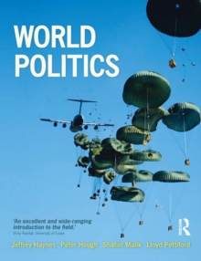 World Politics : International Relations and Globalisation in the 21st Century, PDF eBook