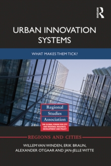 Urban Innovation Systems : What makes them tick?, EPUB eBook