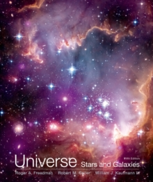 Universe: Stars and Galaxies, Paperback / softback Book