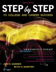 Step by Step to College and Career Success, Paperback / softback Book