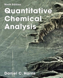 Quantitative chemical analysis daniel c harris 9781319154141 quantitative chemical analysis paperback fandeluxe Image collections