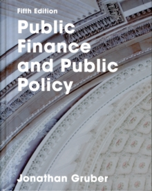 Public Finance and Public Policy, Hardback Book