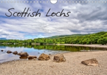 Scottish Lochs 2017 : Images in My Scottish Lochs Calendar Include Those in the Galloway Forrest Park in the South, Calendar Book