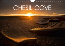 Chesil Cove 2017 : Chesil Cove Photographed at Sunset., Calendar Book