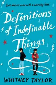 Definitions of Indefinable Things, Paperback / softback Book