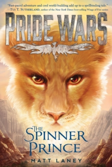 The Spinner Prince, Hardback Book