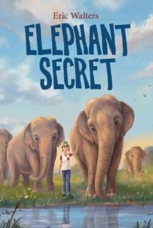 Elephant Secret, Hardback Book