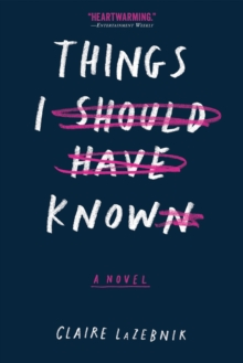 Things I Should Have Known, Paperback / softback Book