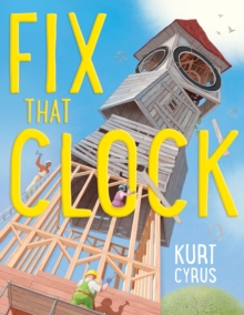 Fix That Clock, Hardback Book