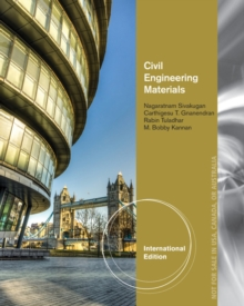 Civil Engineering Materials, International Edition, Paperback / softback Book