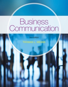 Business Communication, Hardback Book