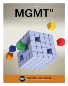 MGMT (with MindTap Printed Access Card), Mixed media product Book