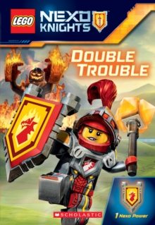 Double Trouble (LEGO NEXO Knights: Chapter Book), Paperback Book