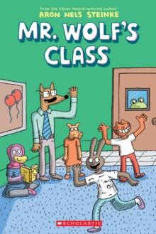 The Mr. Wolf's Class (Mr. Wolf's Class #1), Paperback Book