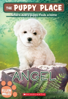 Angel (The Puppy Place #46), Paperback Book