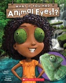 WHAT IF YOU HAD ANIMAL EYES, Paperback Book
