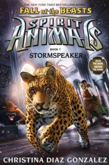 Fall of the Beasts 7: Stormspeaker, Hardback Book