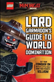 Garmadon's Guide to World Domination, Paperback Book