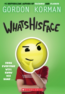 Whatshisface, Paperback Book