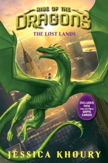 The Lost Lands (Rise of the Dragons, Book 2), Hardback Book