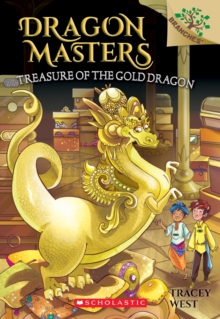 Treasure of the Gold Dragon: A Branches Book (Dragon Masters #12), Paperback Book