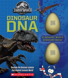 Dinosaur DNA: A Non-fiction Companion to the Films (Jurassic World), Mixed media product Book