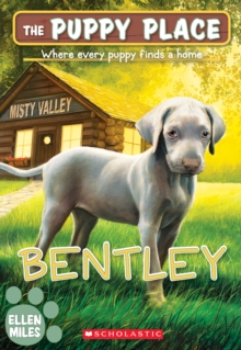 Bentley (The Puppy Place #53), Paperback Book