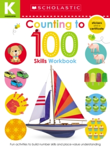 Kindergarten Skills Workbook: Counting to 100 (Scholastic Early Learners), Paperback Book
